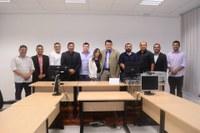 Vereadores de Macapá são recebidos na Justiça Federal