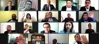 Vereadores debate retomada das aulas no município e sessões presenciais na CMM