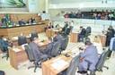 Vereadores debatem as problemáticas da capital durante a sessão legislativa desta terça