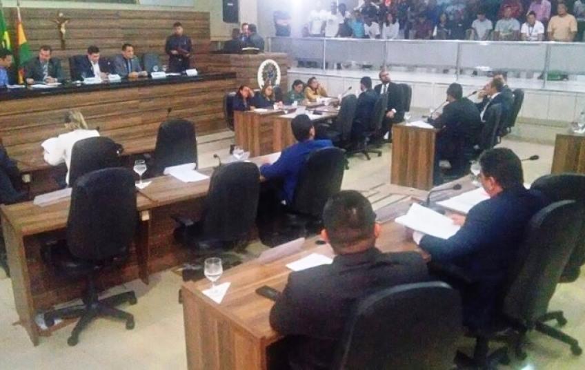 Vereadores debatem elaboração da LDO para 2019 nesta quarta-feira