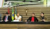 Vereadores debatem orçamento municipal em audiência pública