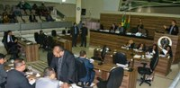 Vereadores debatem os problemas da capital durante reunião desta quinta-feira