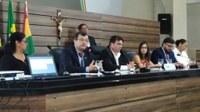 Vereadores debatem sobre os gastos com a saúde pública pela Prefeitura de Macapá