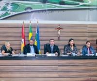 Vereadores debatem temas relevantes para o Município de Macapá.