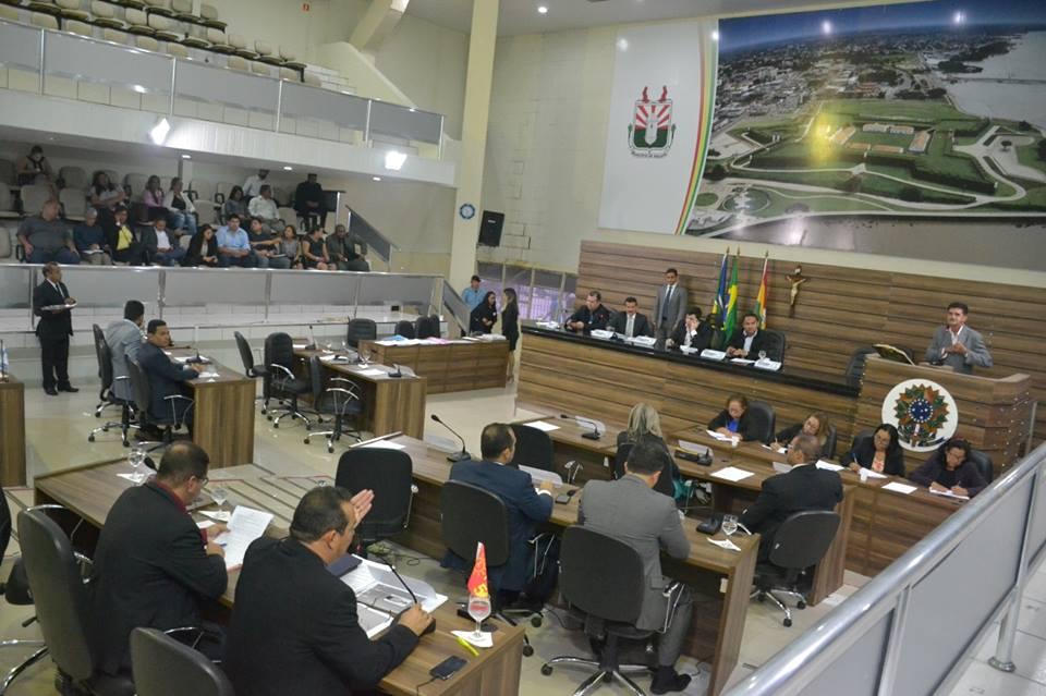 Vereadores defendem dezenas de matérias em favor da população