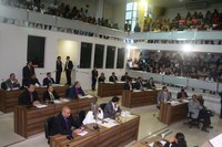 Vereadores defendem diversas matérias na sessão desta quinta-feira, 16
