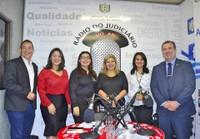 Vereadores fazem visita institucional ao TJAP