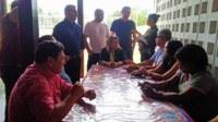 Vereadores fiscalizam escolas e UBS no Distrito de Fazendinha