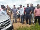Vereadores fiscalizam o aterro sanitário de Macapá