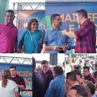 Vereadores participam de inauguração da UPA Zona Sul