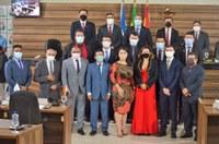 Vereadores reelegem atual mesa diretora da Câmara Municipal de Macapá para o biênio 2023/2024