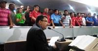Vereadores voltam a debater PL que trata do transporte de passageiros por aplicativos