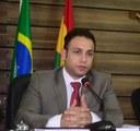 Yuri Pelaes defende articulação com a bancada federal do Amapá.