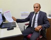 Zeca Abdon solicita a criação do hospital público veterinário municipal e a implantação dos Castramóvel